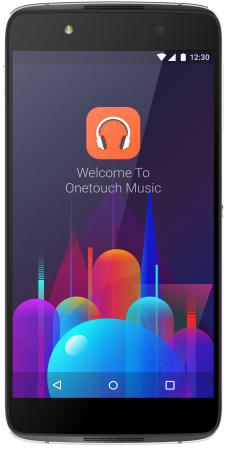Смартфон Alcatel OneTouch OT6055K IDOL 4 серый 5.2 16 Гб NFC LTE Wi-Fi GPS 3G смартфон alcatel 6058d idol 5 dual sim silver