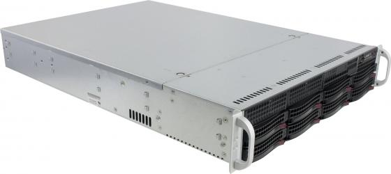 Серверный корпус 2U Supermicro CSE-825TQC-R740LPB 740 Вт чёрный корпус supermicro серв 2u 19