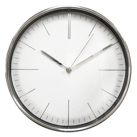 где купить Часы настенные BURO WallC-R28P по лучшей цене