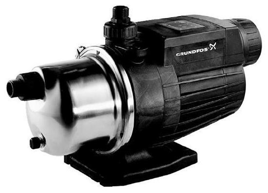 Насос поверхностный Grundfos MQ 3-35 B 3.9 куб. м/час 850 Вт станция водоснабжения grundfos mq 3 45
