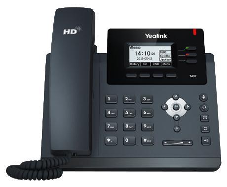 Телефон IP Yealink SIP-T40P
