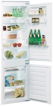 Холодильник Indesit B 18 A1 D/I белый indesit iwc 6105 b cis