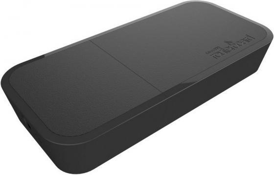 Купить со скидкой Точка доступа Mikrotik wAP АС 802.11ac 2.4ГГц и 5ГГц черный RBwAPG-5HacT2HnD-BE