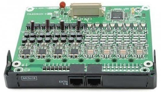 Плата расширения Panasonic KX-NS5173X блок расширения panasonic kx ns520ru