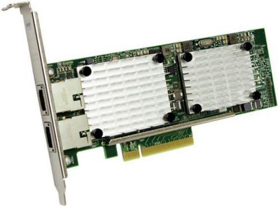 Контроллер QLogic QLE3442-RJ-CK контроллер pci e 8x qlogic qle2562 ck fibre channel retail