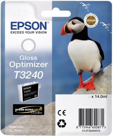 Картридж Epson C13T32404010 для SC-P400 оптимизатор глянца картридж epson t1590 оптимизатор глянца [c13t15904010]