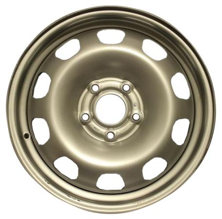 Диск Magnetto 16003S 6.5xR16 5x114.3 мм ET50 Silver диск replay sk99 6 5xr16 5x112 мм et50 silver