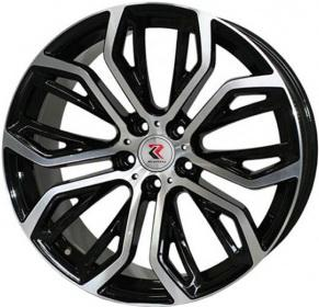 Диск RepliKey BMW Х6/X5 10.5xR20 5x120 мм ET35 BKF RK95010 колесные диски replica legeartis pr13 8x18 5x112 d66 6 et21 bkf