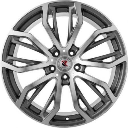 Диск RepliKey BMW Х6/X5 (передняя ось) 9.5xR20 5x120 мм ET45 GMF RK95010 литой диск replica fr lx 98 8 5x20 5x150 d110 2 et54 gmf