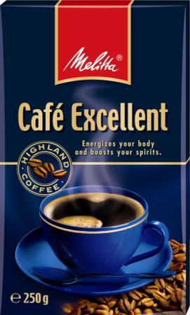 где купить Кофе Melitta Excellent 250гр жареный молотый 00284 по лучшей цене