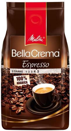 Кофе Melitta BC Espresso 1кг в зернах цены