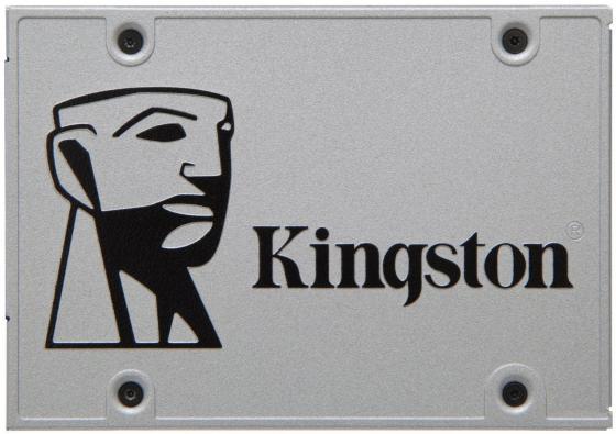 Твердотельный накопитель SSD 2.5 120Gb Kingston SSDNow UV400 Read 550Mb/s Write 350Mb/s SATAIII SUV400S37/120G kingston kingston ssdnow uv400 240гб