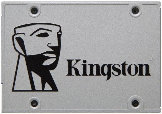 Твердотельный накопитель SSD 2.5 240Gb Kingston SSDNow UV400 Read 550Mb/s Write 490Mb/s SATAIII SUV400S37/240G
