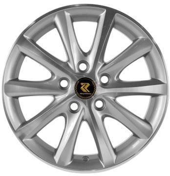 Диск RepliKey Toyota Corolla/Camry 6.5xR16 5x114.3 мм ET45 GMF RK D071 диск replikey toyota corolla camry 6 5xr16 5x114 3 мм et45 dbf [rk5090]