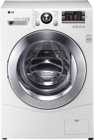 Стиральная машина LG FH2A8HDN2 белый серебристый