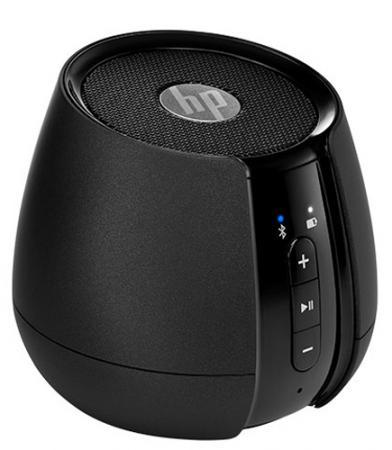 Портативная акустика HP S6500 черный N5G09AA портативная акустика digma s 31 черный