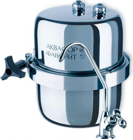 Фильтр для воды Аквафор B150 Фаворит Эко серебристый фильтр для воды аквафор в150 фаворит