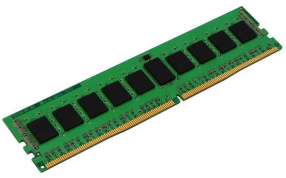 Оперативная память 16Gb PC4-19200 2400MHz DDR4 DIMM ECC Kingston KVR24E17D8/16  оперативная память 16gb pc4 19200 2400mhz ddr4 dimm cl15 kingston hx424c15fr 16