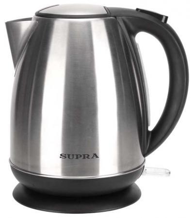 Чайник Supra KES-1733N 2200 Вт 1.7 л металл серебристый