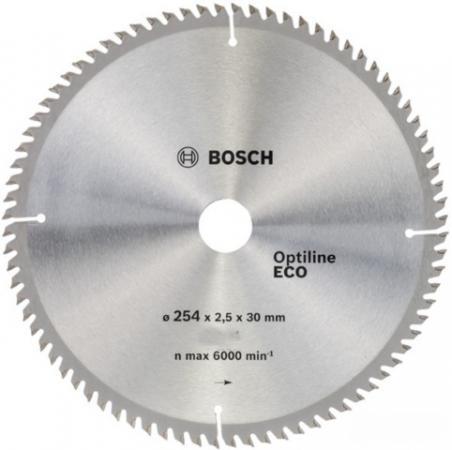 Пильный диск Bosch 254х30мм 2608641807 цена