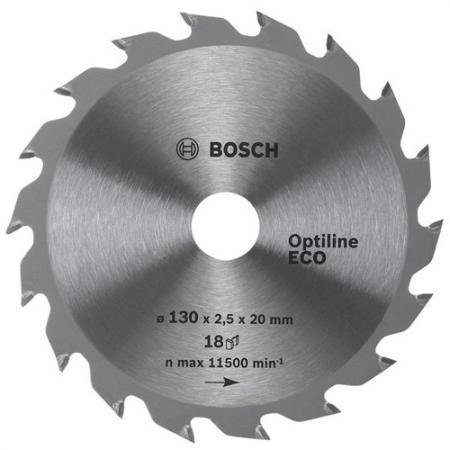 Пильный диск Bosch 160х20мм 2608641786 пильный диск bosch 160х20мм 2608641800