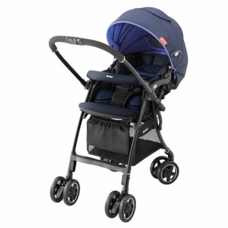 Прогулочная коляска Aprica Luxuna CTS (синий) прогулочные коляски aprica luxuna air
