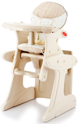 Стульчик-трансформер для кормления Jetem Magic (field&garden) стульчик для кормления jetem magic field and garden