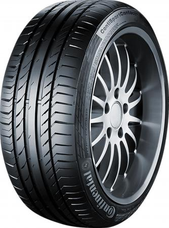 Шина Continental ContiSportContact 5 MO 245/40 R17 91W шины continental contisportcontact 3 255 45 r17 98w