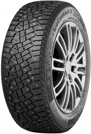 Шина Continental IceContact 2 245/50 R18 104T XL шина continental icecontact 2 suv 255 60 r18 112t шип