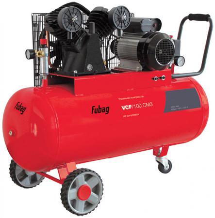 Компрессор Fubag VCF/100 СМ3 45681472 компрессор fubag b5200b 100 ст4 45681502