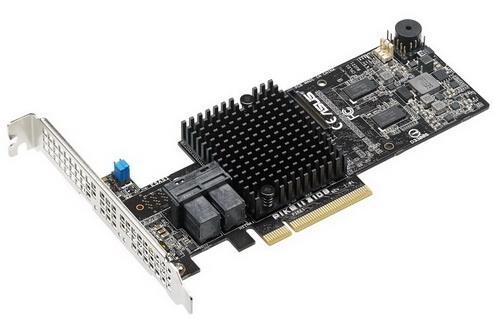 все цены на Контроллер Asus PIKE II 3108-8I/16PD