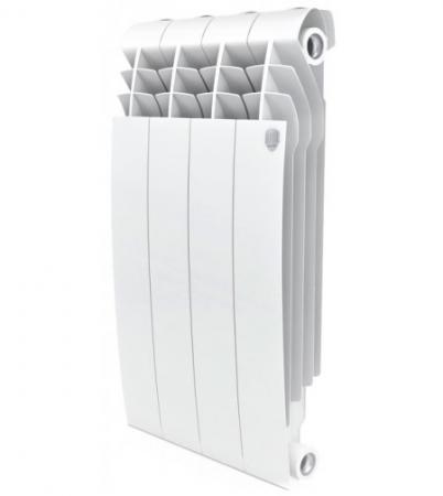 Радиатор Royal Thermo DreamLiner 500 4 секции радиатор royal thermo dreamliner 500 6 секц радиатор алюминиевый