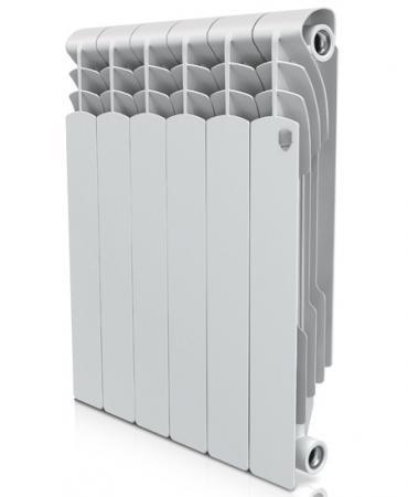 Радиатор Royal Thermo Revolution Bimetall 500 4 секции royal thermo revolution 500 4 секции