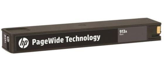 Картридж HP 913A для PageWide Pro 352/377/452/477 черный L0R95AE мфу hp pagewide pro 477dw