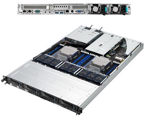 Серверная платформа Asus RS700-E8-RS4 V2 90SV03KA-M01CE0 серверная платформа asus rs500 e8 rs4 v2 rs500 e8 rs4v2