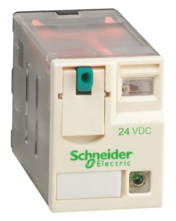 Реле миниатюрное Schneider Electric RXM4AB2BD