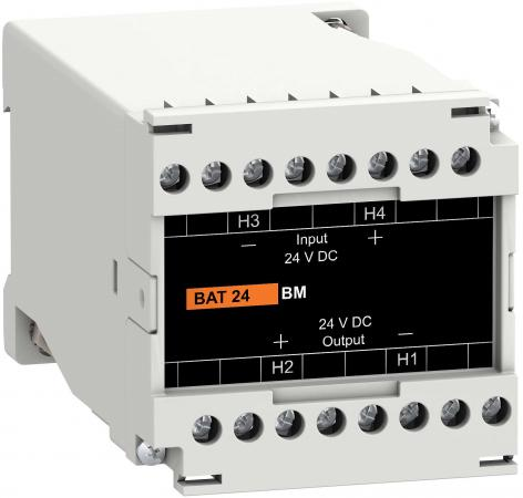 Батария Schneider Electric 24 V 54446 бокс schneider electric kaedra 2 ряда 24 модуля 13983