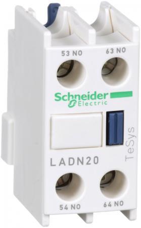 Дополнительный контактный блок Schneider Electric LADN20