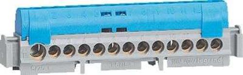 Клеммная колодка Legrand 8х1.5-16 мм /нейтраль 04842