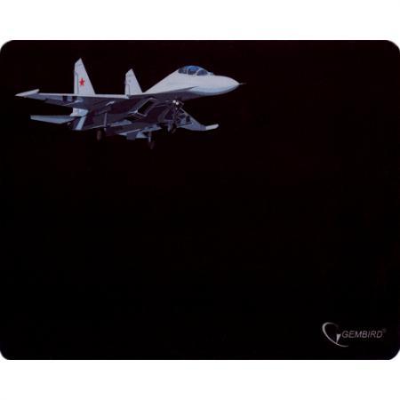Коврик для мыши Gembird MP-GAME5 с рисунком самолет-2 коврик gembird mp game5