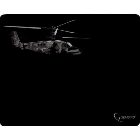 все цены на Коврик для мыши Gembird MP-GAME4 с рисунком вертолет-2