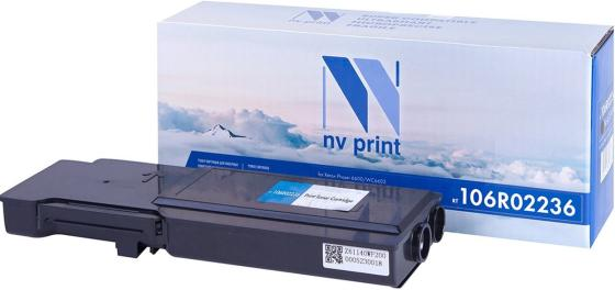 Фото - Картридж NV-Print 106R02236 для для Xerox Phaser 6600/WC6605 8000стр Черный картридж nv print 106r01371 для xerox phaser 3600 14000стр черный