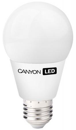 Лампа светодиодная шар Canyon AE27FR6W230VW E27 6W 2700K AE27FR6W230VW лампа светодиодная canyon led be14cl6w230vn