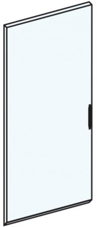 Дверь Schneider Electric IP55 15 модулей  непрозрачная 08324 щиток навесной schneider electric kaedra для 24 модулей пластиковый ip65