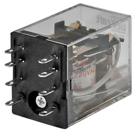 Реле промежуточное Schneider Electric 23215DEK реле электромагнитное schneider electric lrd22c lr d22c 16 24a