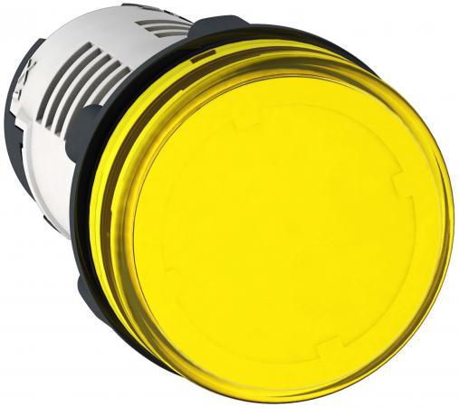 Лампа сигнальная Schneider Electric 22мм 230В желтый XB7EV05MP батария schneider electric 24 v 54446