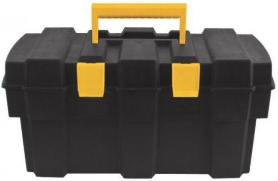Ящик для инструмента Fit 16 пластиковый 65517 ящик для инструмента с металлическими замками 16 175х210х410мм stels россия 90711