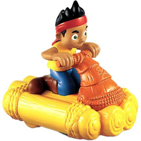 Пластмассовая игрушка Fisher Price Джейк и пираты Нетландии Х1218 price