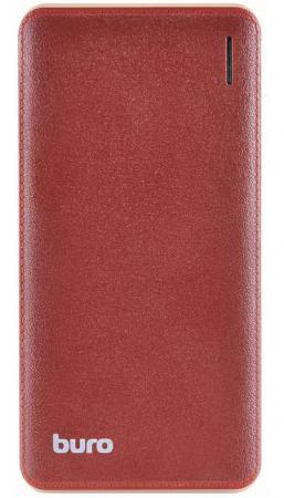Купить Портативное зарядное устройство Buro T4-10000 10000мАч коричневый, Внешний аккумулятор Power Bank