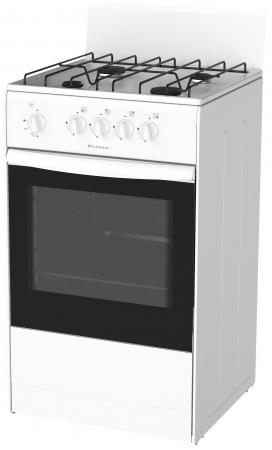 Газовая плита Дарина S4 GM441 101 белый плита дарина 1 b gm441 105w